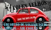1º Volks Velhos - Air Cooled's - Barueri