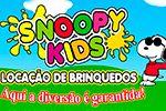 Snoopy Kids Aluguel de brinquedos