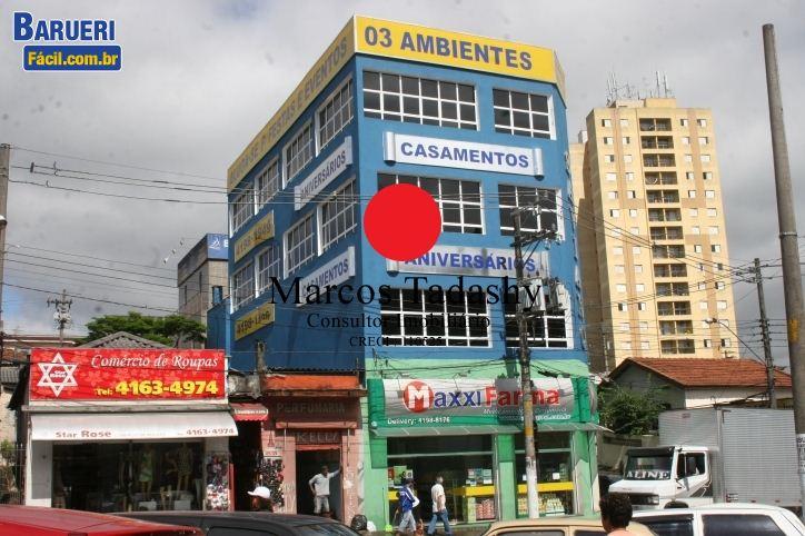 Comercial - Cruz Preta